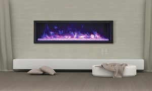 Remii electric fireplace, discount programs