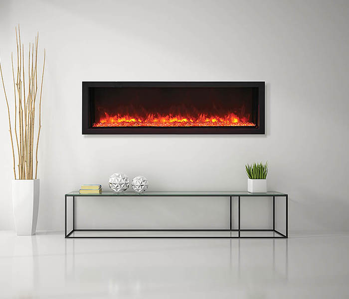 Remii XS-55 electric fireplace