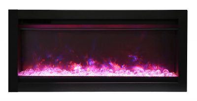 SYM Electric fireplace
