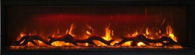 SYM-660 electric fireplace