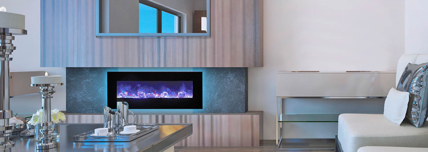 WM-BI-48-BG electric fireplace