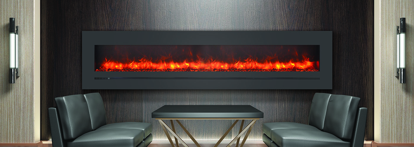 order electric fireplace