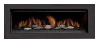 Austin gas fireplace