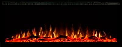 "Sideline Elite 50"" Recessed Electric Fireplace"