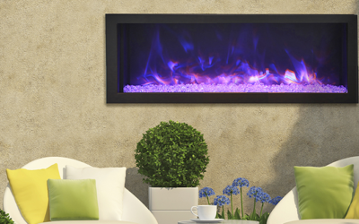 Plan Now for Outdoor Fireplaces